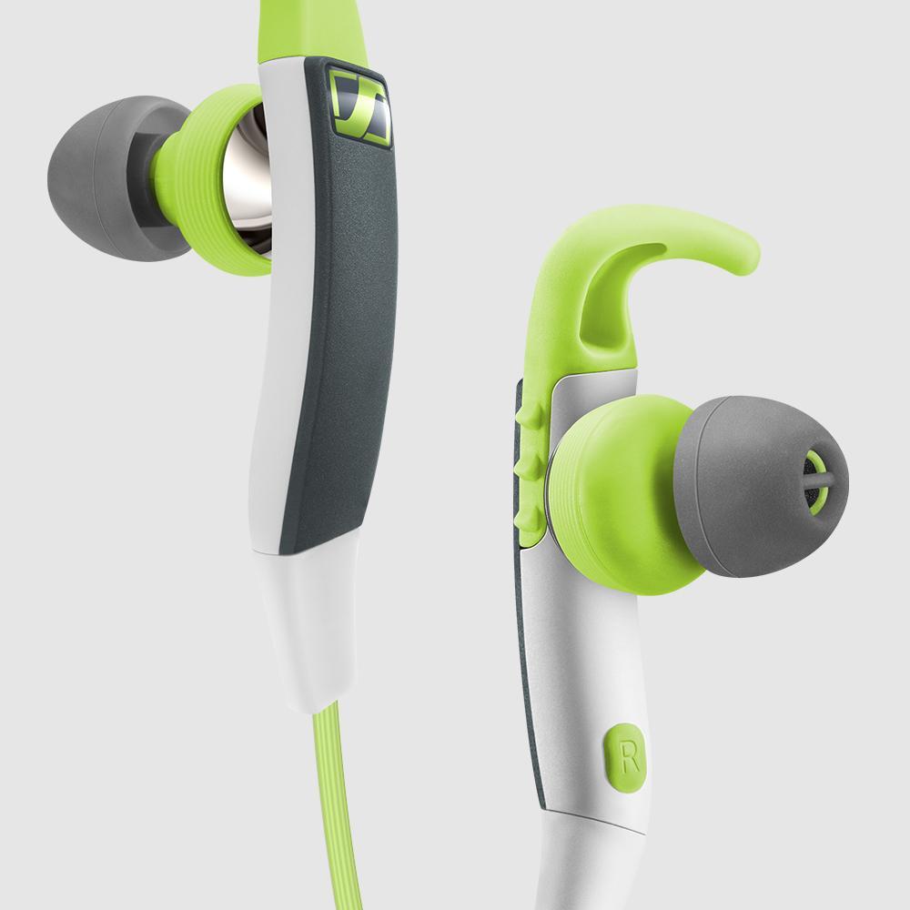 Amazon.com: Sennheiser CX 686G Sports Ear-Canal Headset ...