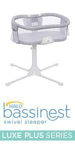 Amazon Com Halo Bassinest Swivel Sleeper Premiere