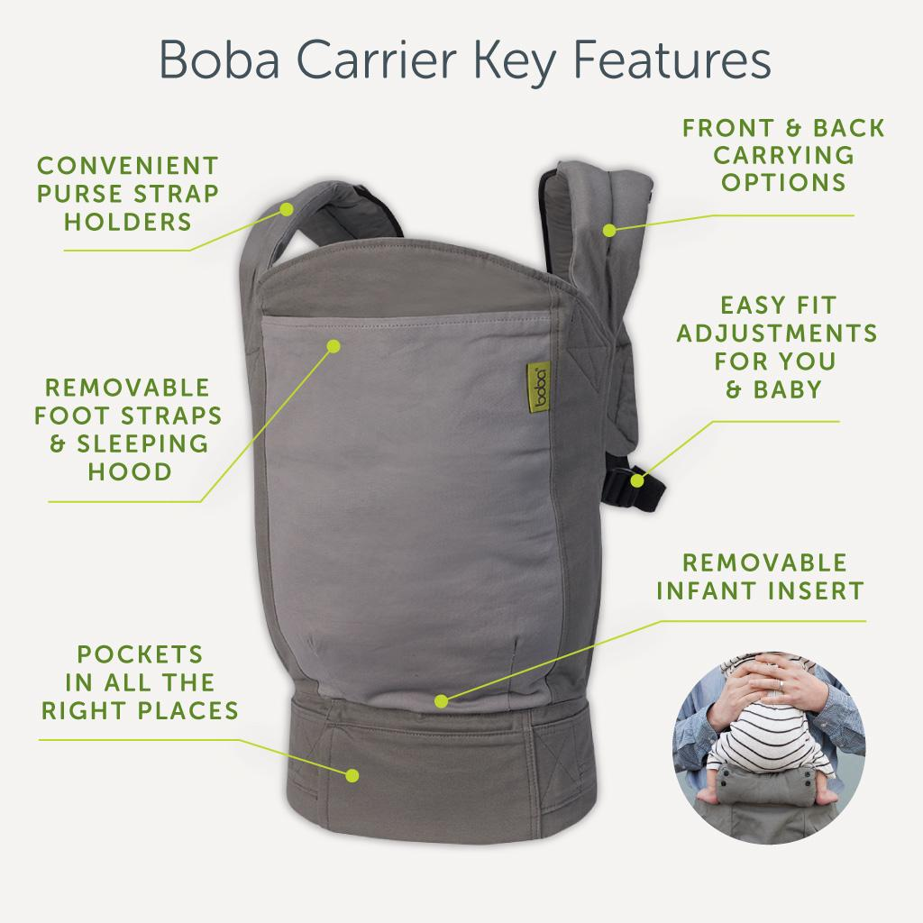Amazon Com Boba 4g Carrier Dusk 0 48 Months Baby