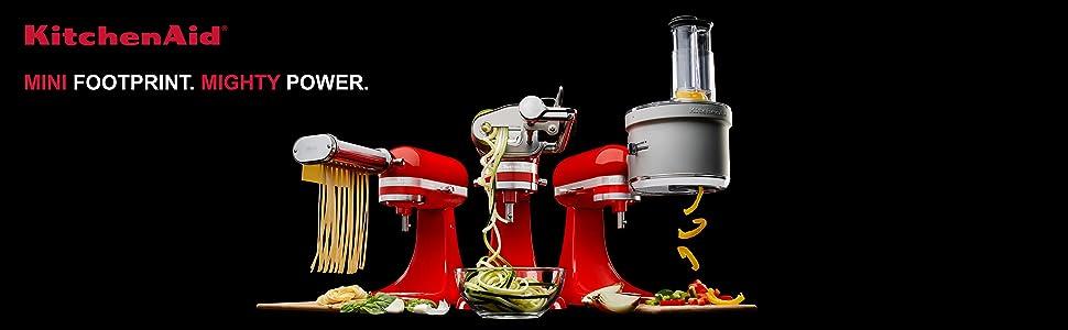 Amazon.com: KitchenAid KSM3311XHT Artisan Mini Series Tilt