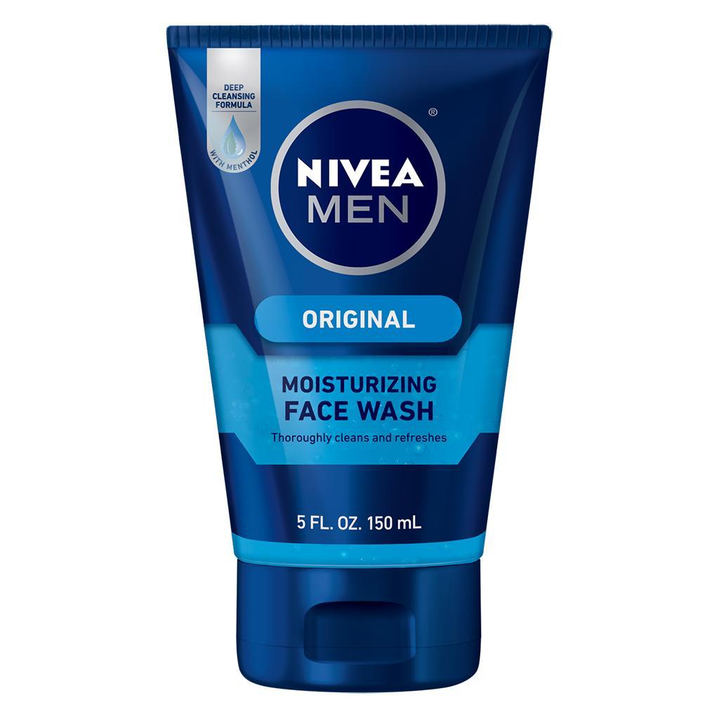 Amazon Com Nivea Men Maximum Hydration Moisturizing Face Wash