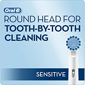 Amazon.com : Oral-B Sensitive Gum Care Electric Toothbrush