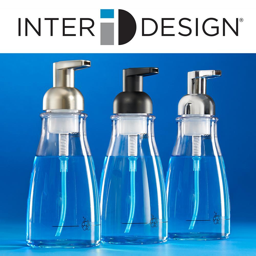Amazon Com Interdesign Foaming Soap Dispenser For