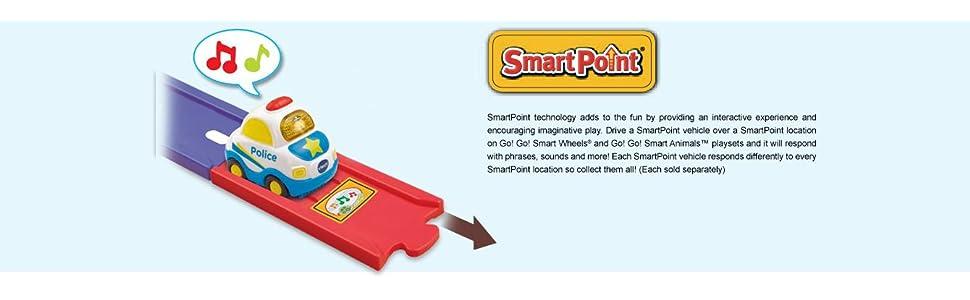 Amazon Com Vtech Go Go Smart Wheels Park And Learn