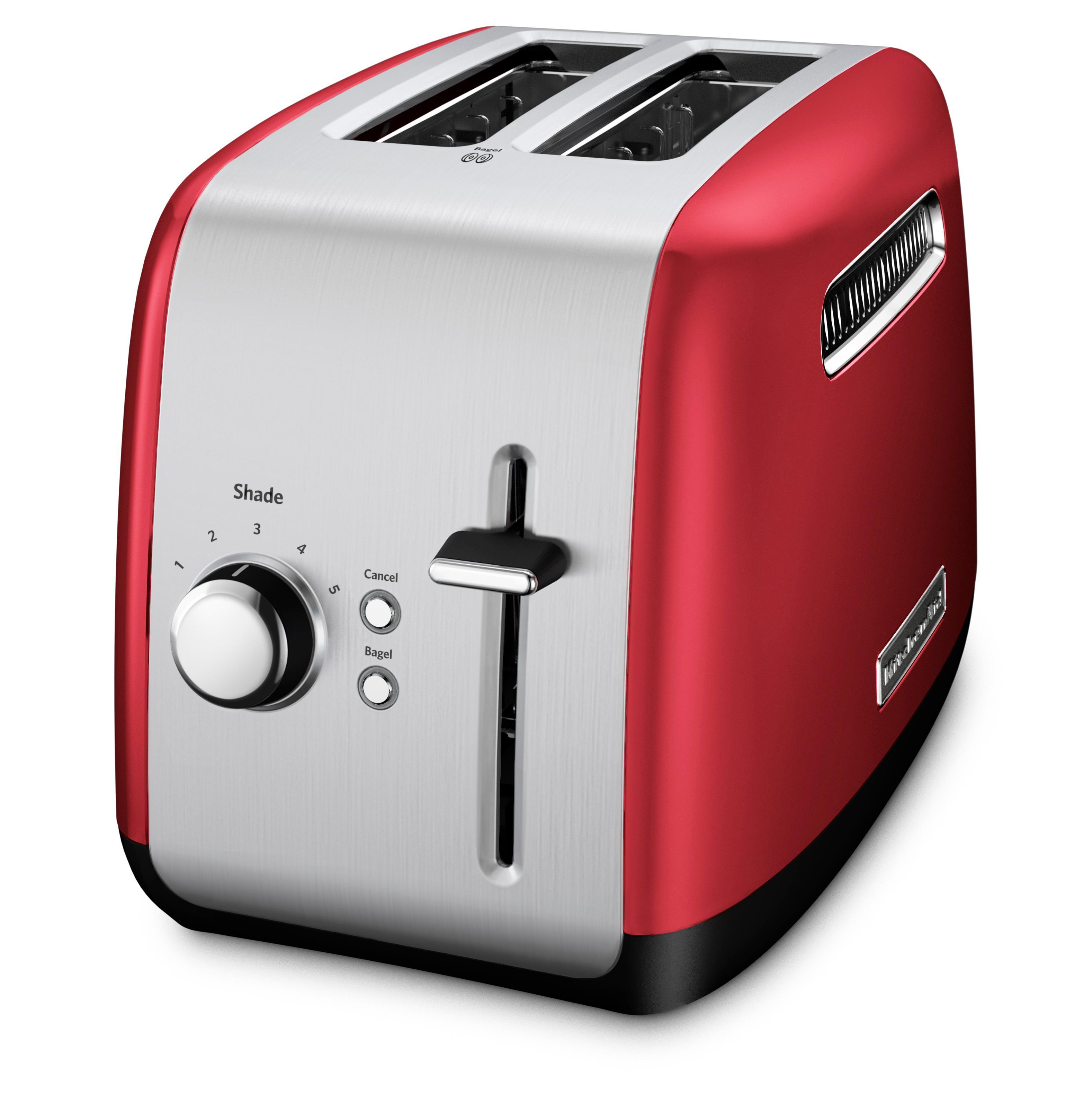 Amazon.com: KitchenAid Toaster with Manual High Lift Lever ...