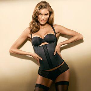 Miracle Vest, Waist Cincher, Squeem, Curve Creation, Made in Brazil, High Compression