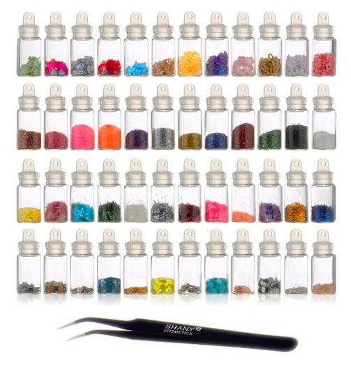 Nail Art Cost Price: Amazon.com : SHANY Cosmetics 3D Nail Art Decoration Mini