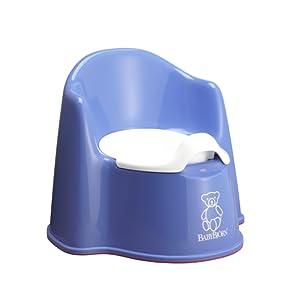 Amazon Com Babybjorn Potty Chair White Toilet