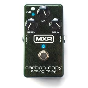 MXR, Carbon Copy, analog, delay, guitar, effects