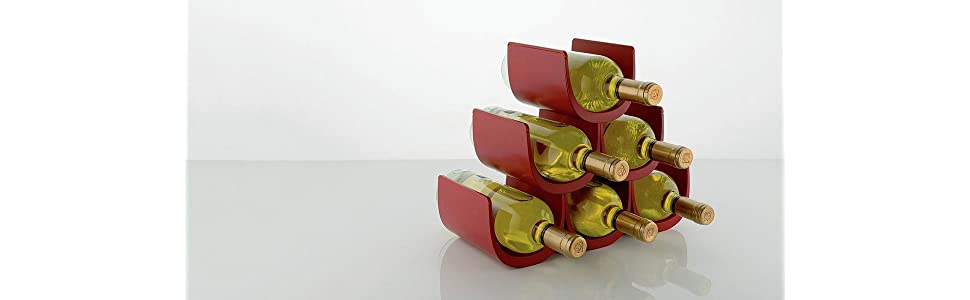 Noè, bottle holder, wine rack, modular