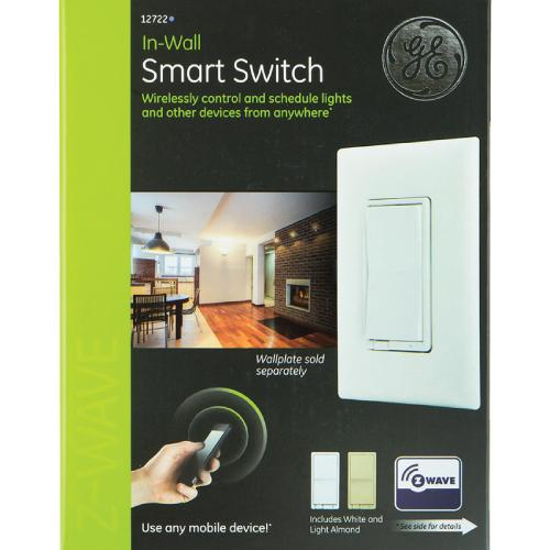 Ge Add On Switch Toggle Style For Ge Z Wave Ge Zigbee