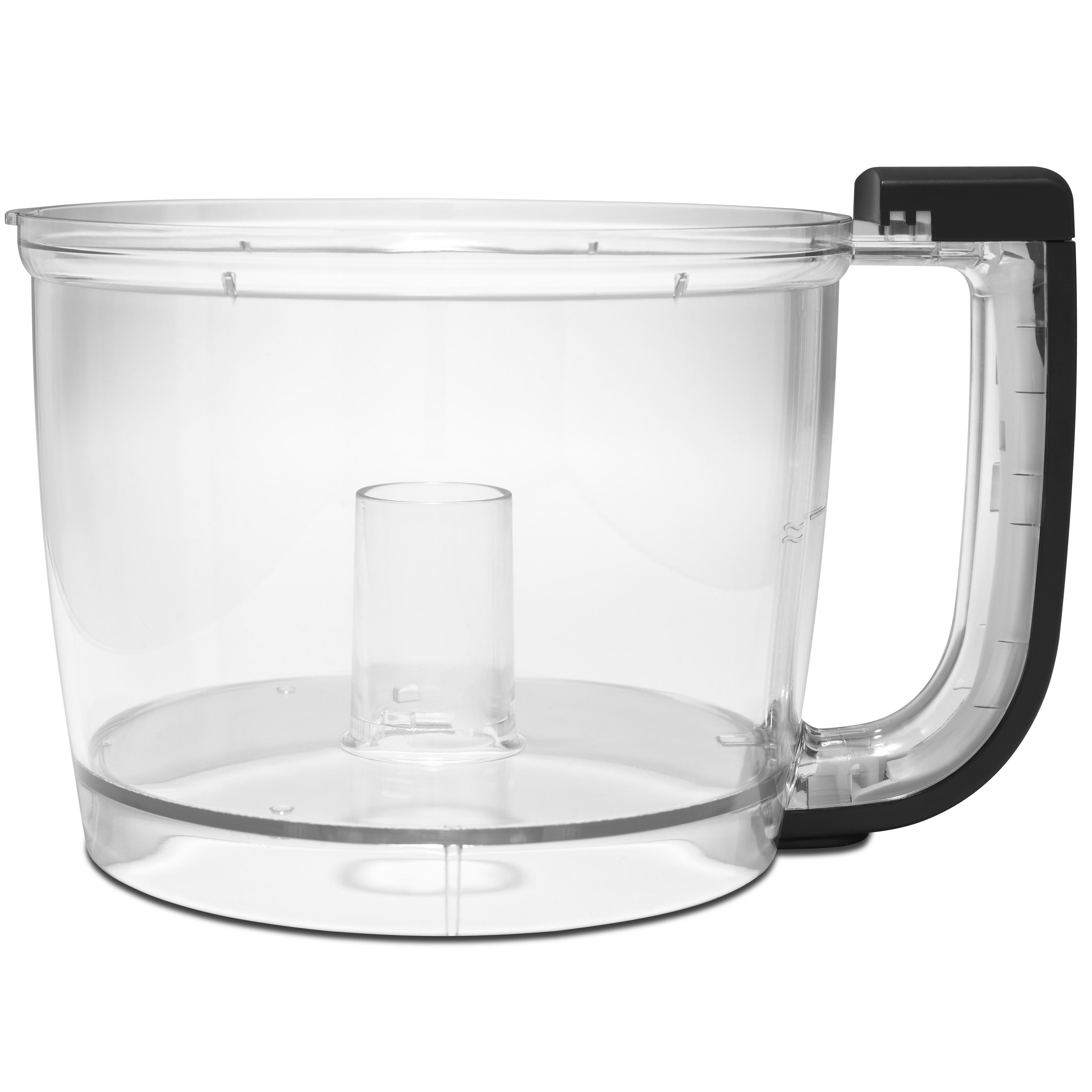Amazon Com Kitchenaid Kfp715ob 7 Cup Food Processor Onyx