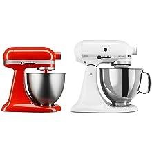 Amazon Com Kitchenaid Ksm3311xht Artisan Mini Series Tilt