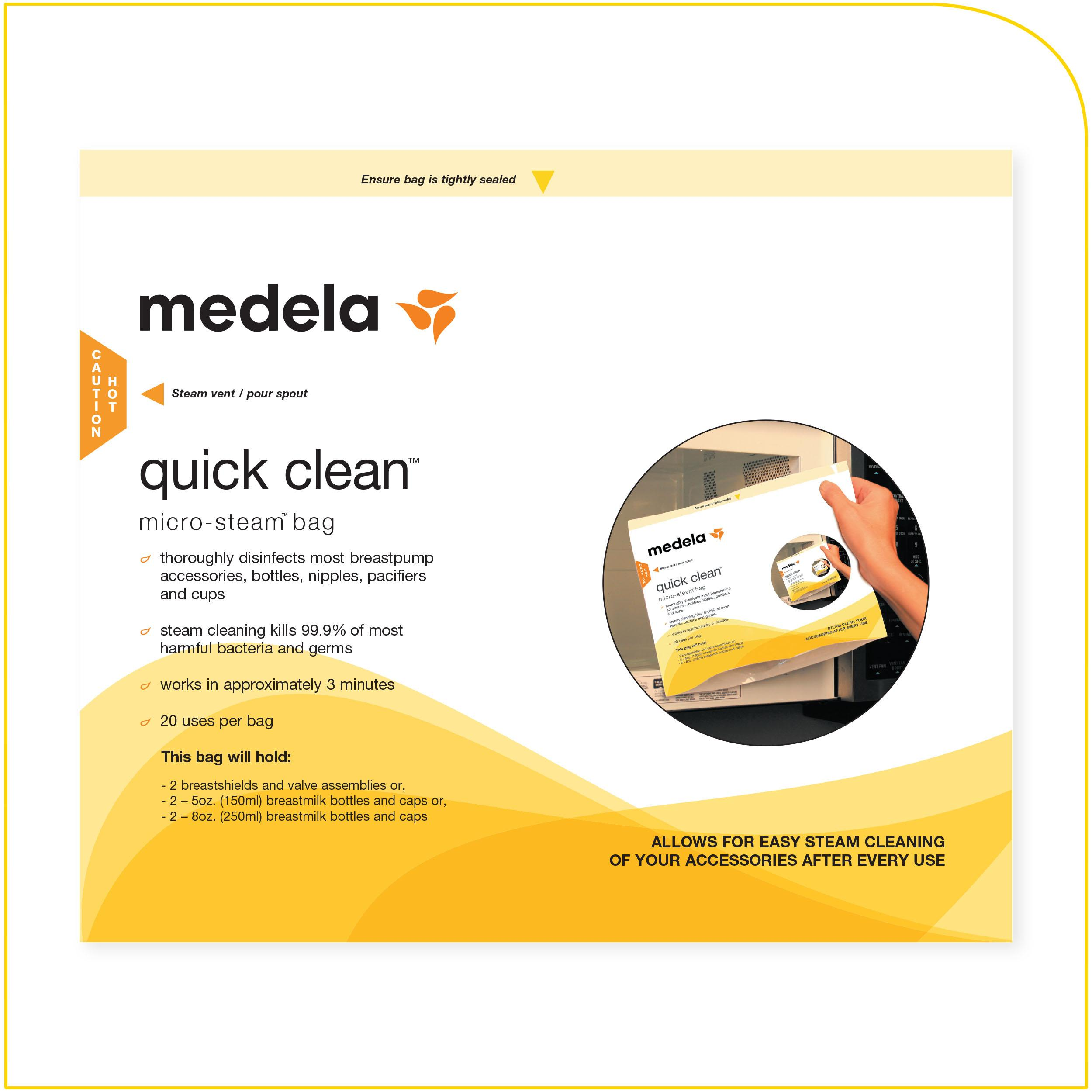 medela pump in style instructions