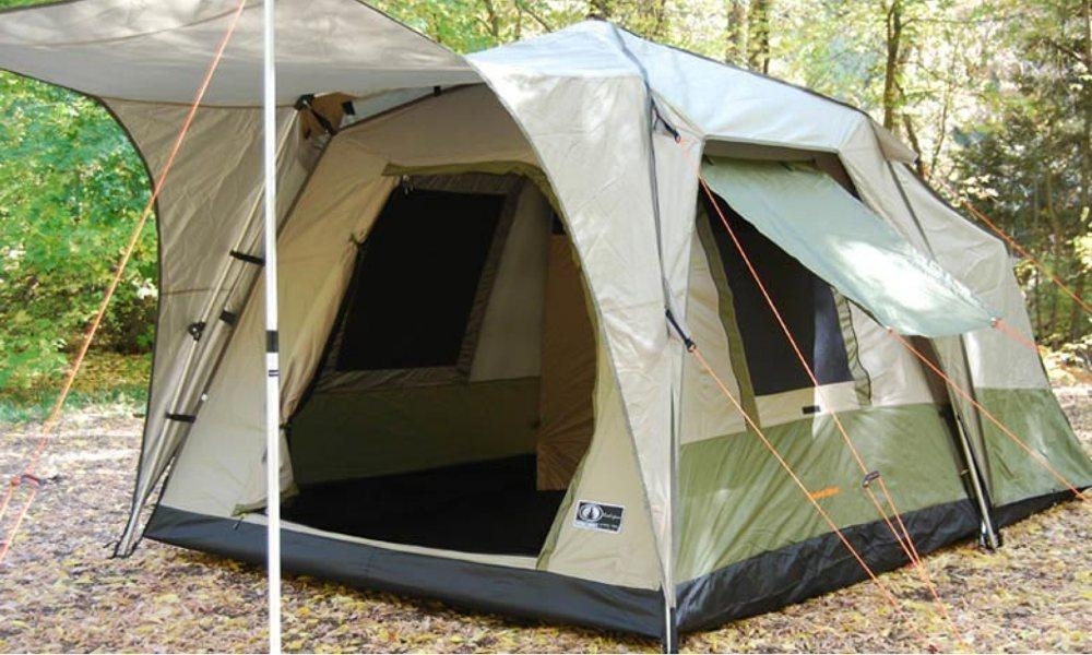 From the manufacturer & Amazon.com : Black Pine View 8 Turbo Tent : Sports u0026 Outdoors