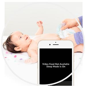 Amazon.com : iBaby Monitor M6S 1080p Full HD Wi-Fi Smart