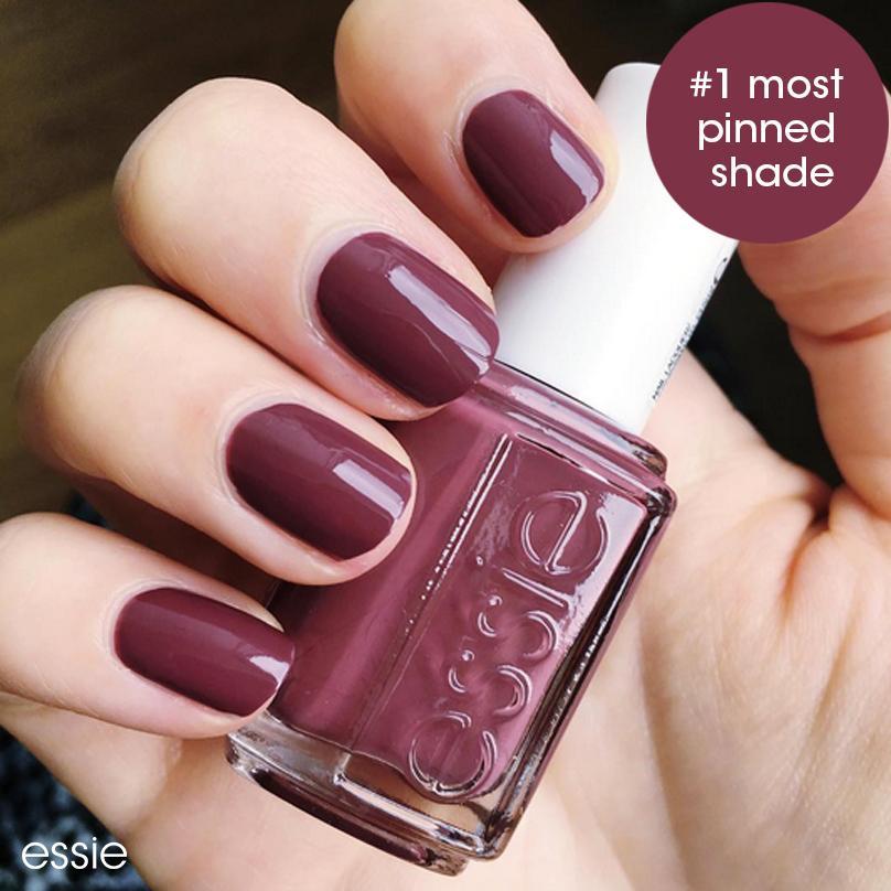 Amazon.com : essie nail polish, peach side babe, peach coral nail ...