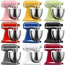 amazon com kitchenaid ksm3311xbf artisan mini series tilt head rh amazon com mini kitchen aid mixer installments mini kitchenaid mixer kohl's