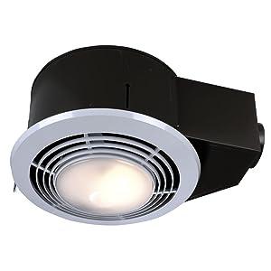 NuTone QT9093WH Combination FanHeaterLightNight Light
