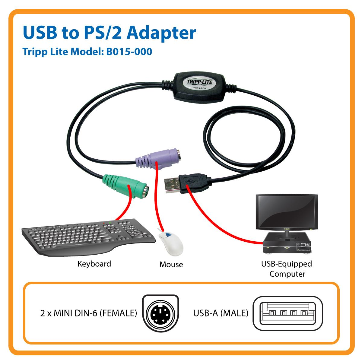ps2 to usb wiring diagram   25 wiring diagram images