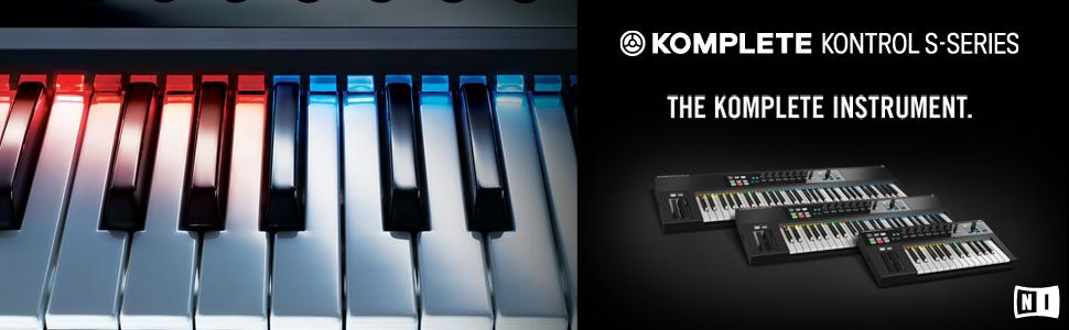 native instruments komplete kontrol s49 keyboard musical instruments. Black Bedroom Furniture Sets. Home Design Ideas
