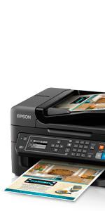 WorkForce WF-2630 All-in-One