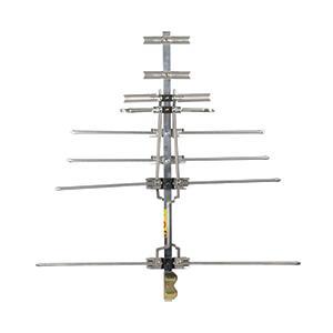 Amazon Com Rca Compact Outdoor Yagi Hdtv Antenna With 60