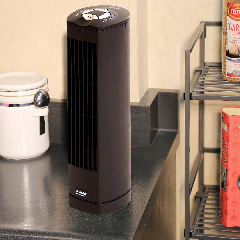 Amazon Com Seville Classics Ultra Slimline Tower Fan