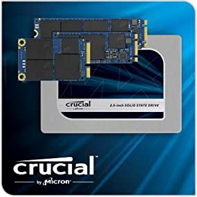 Crucial MX200 Solid State Drive image