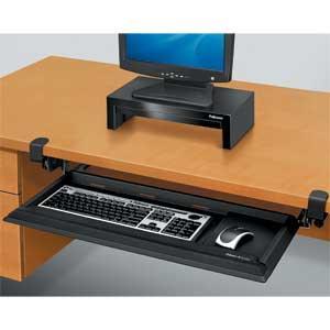 Wonderful Fellowes DeskReady Keyboard Drawer