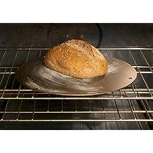 pizzacraft steel baking plate 14 round pc0307 patio lawn garden. Black Bedroom Furniture Sets. Home Design Ideas