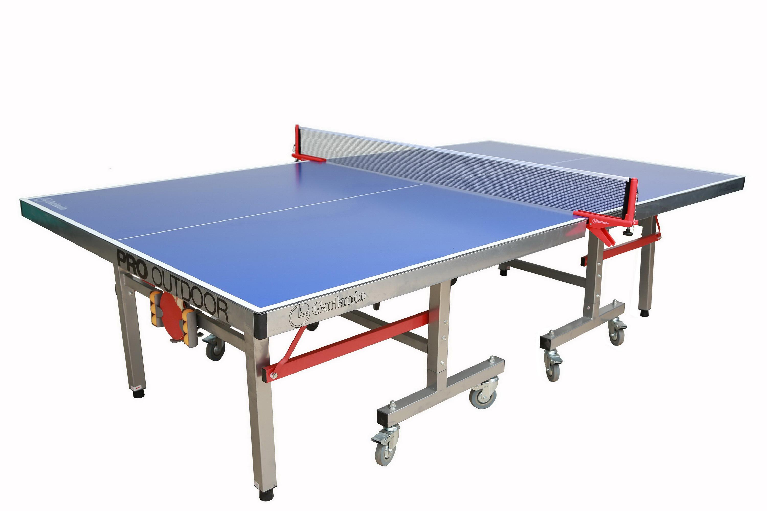 05f02018c20 Amazon.com   Garlando Pro Indoor Outdoor Table Tennis Table
