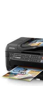 how to connect epson workforce wf-2650 printer to windows 8