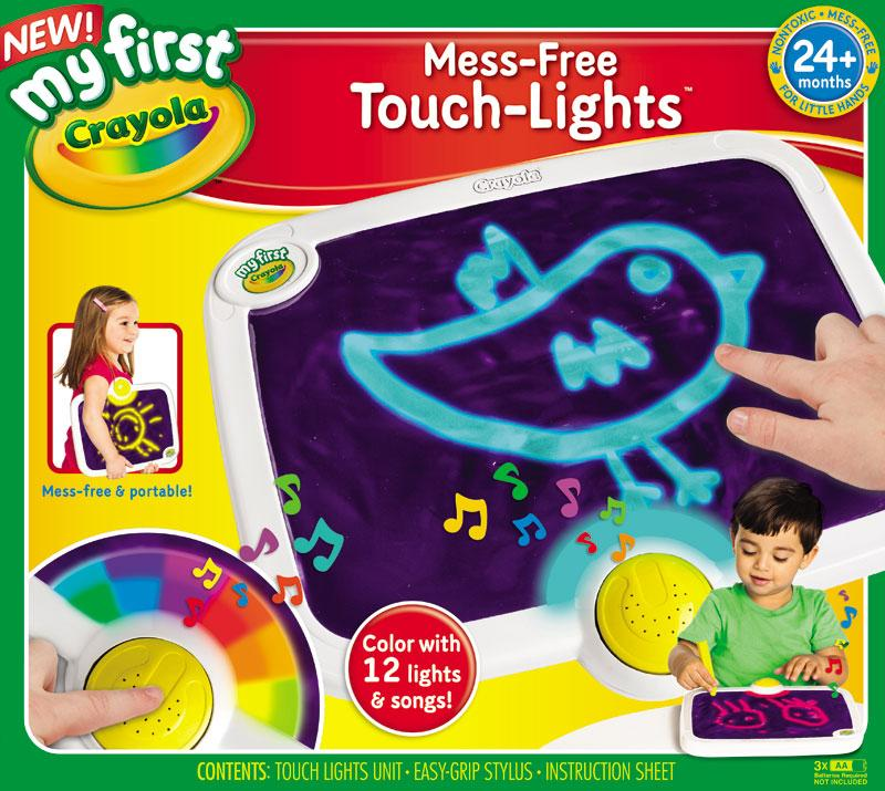 Amazon.com: Crayola My First Crayola Touch Lites Color Pad: Toys ...