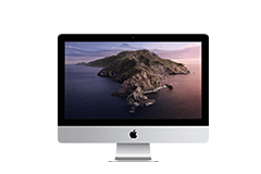 Apple iMac 21.5-inch Retina 4K display