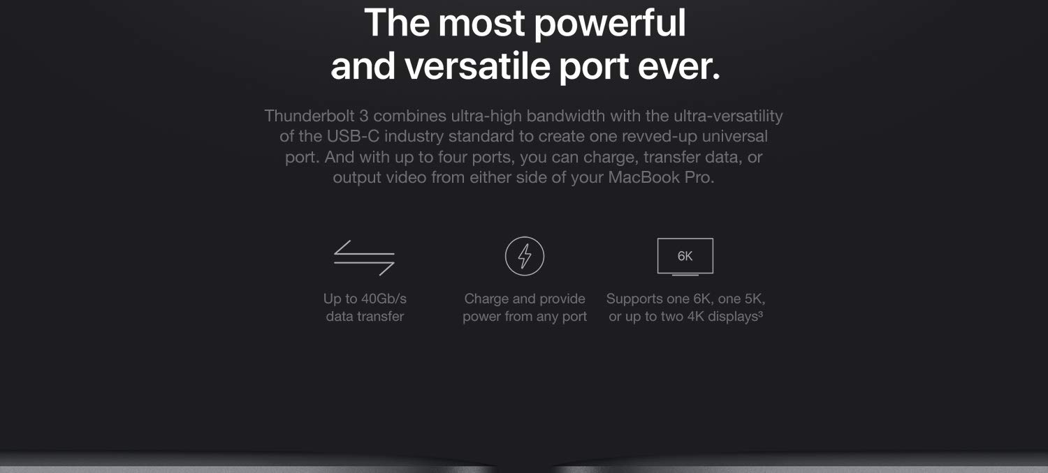 The most powerful and versatile port ever.