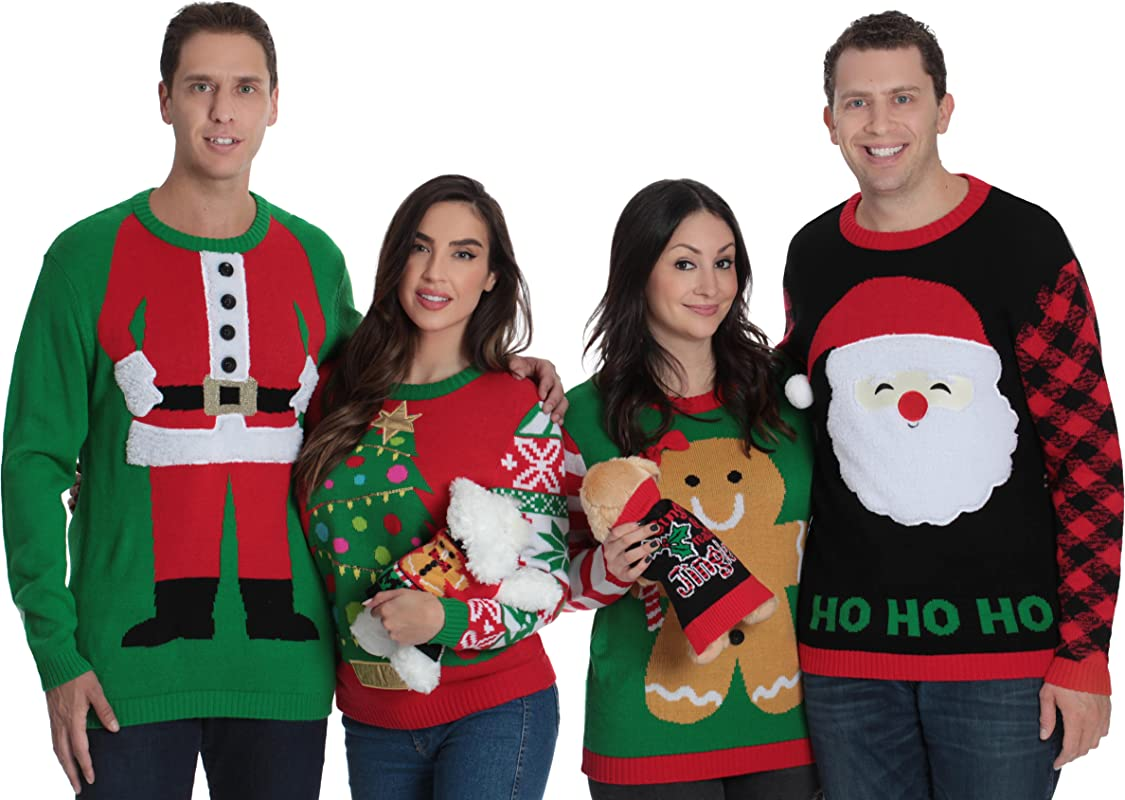 30% off on Ugly Sweaters for the Family including your pet