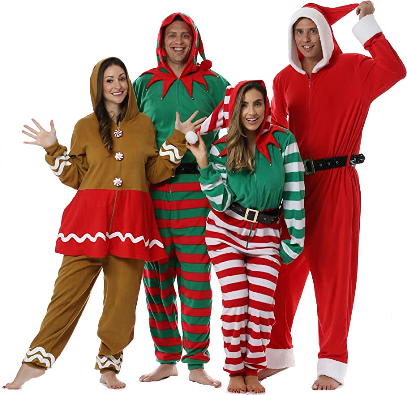 30% off Holiday Onesies for Men and Women
