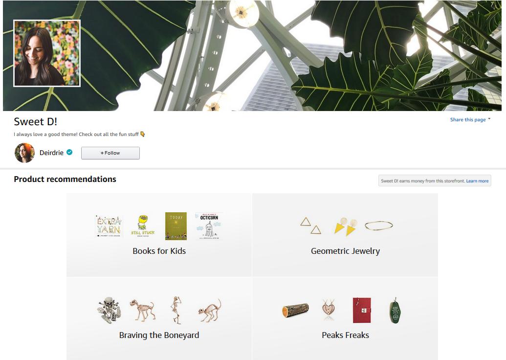 Amazon com Associates Central - Resource Center - Amazon Influencers