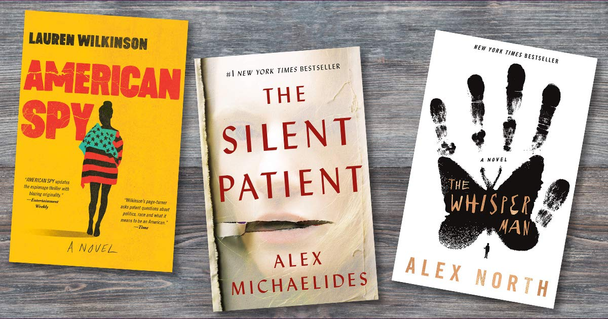 Our favorite mysteries, thrillers & suspense reads of 2019