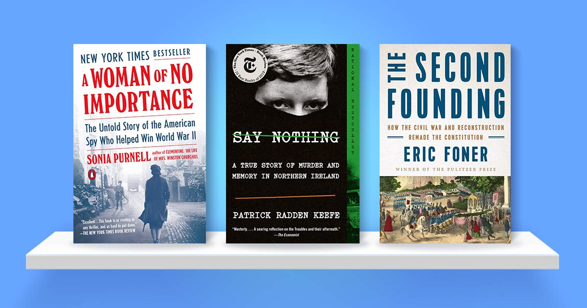 The best history books of 2019