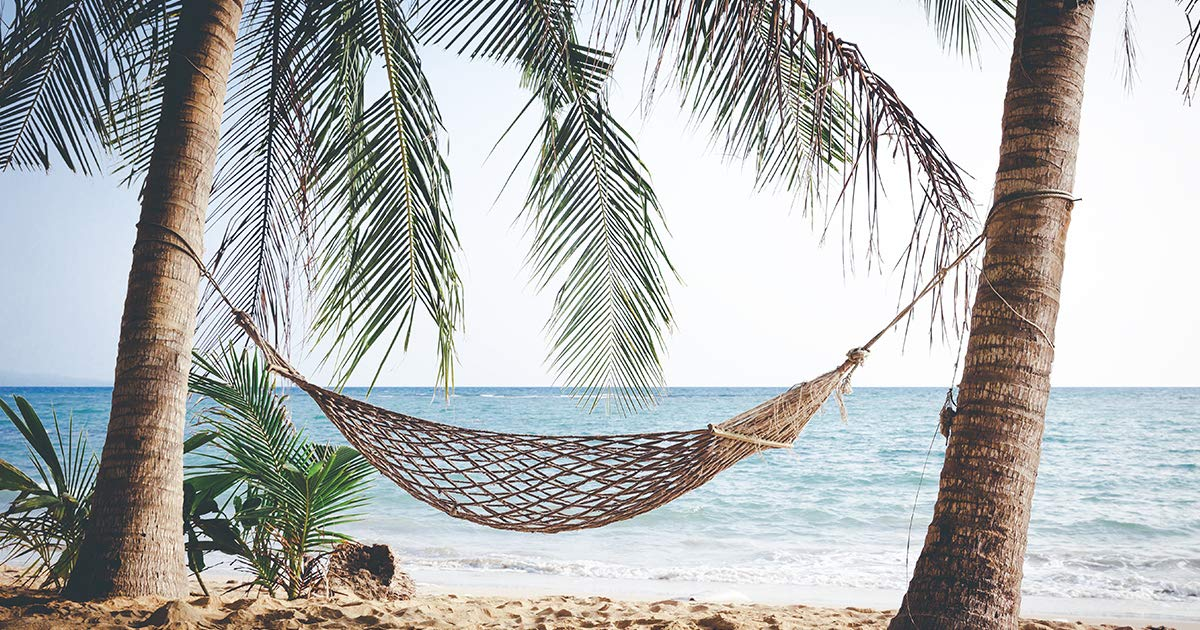 Authors to take with you on a desert island