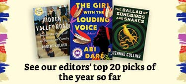 Our editors' picks for the best books of the year so far