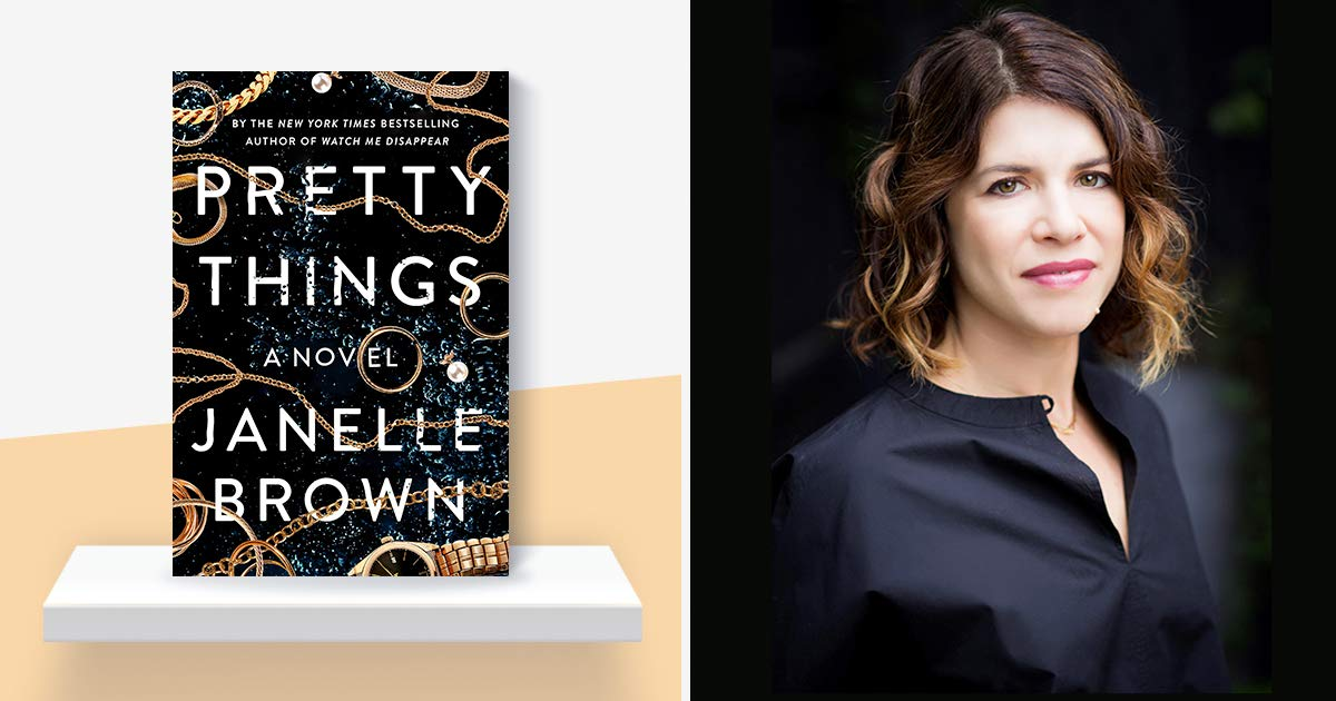 Talking to Janelle Brown, best-selling author of Pretty Things