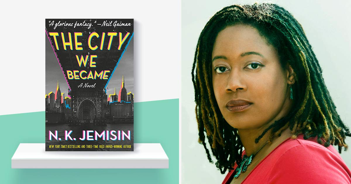 """N. K. Jemisin on """"The City We Became,"""" touring during a pandemic, and tentacles and magic"""