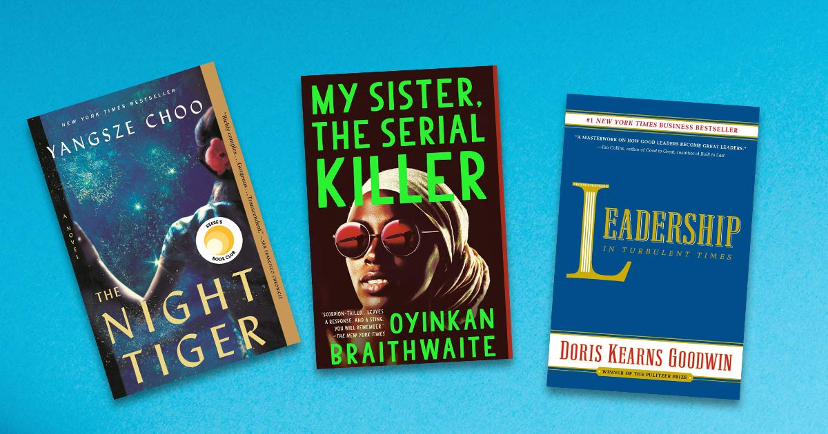 Best of the Month book picks now in paperback
