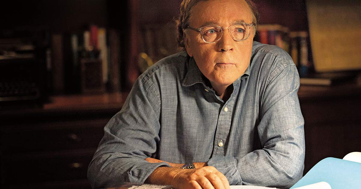 Celebrity picks: James Patterson's favorite reads of 2019