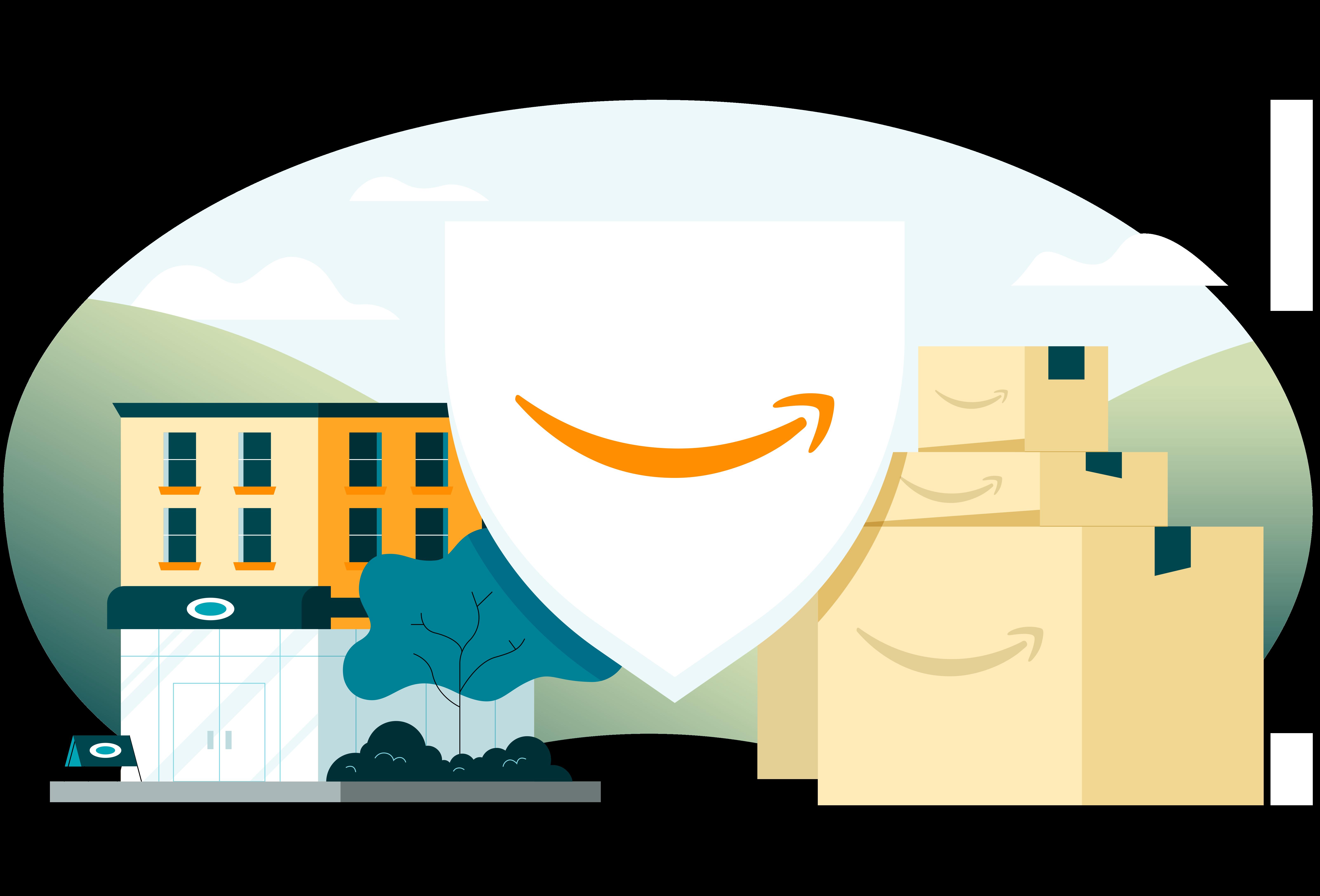 Amazon Markenregistrierung