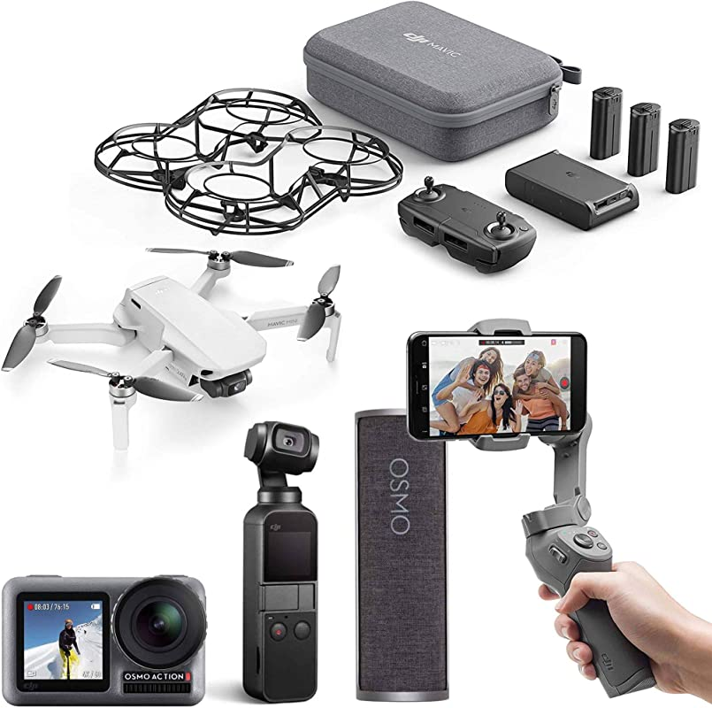 Up to 20% off on DJI Drone and Cameras