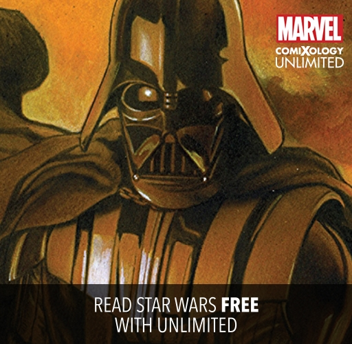 Read Star Wars Free With comiXology Unlimited!